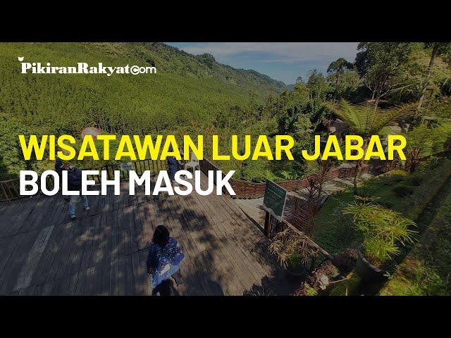 Wisatawan Luar Jabar Boleh Masuk, The Lodge Maribaya: Pengunjungnya Memang Belum Optimal