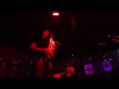 Sax In Night Club - Garage