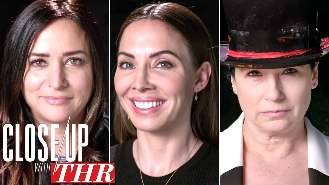 Whitney Cummings, Pamela Adlon, Amy Sherman-Palladino, Michael Schur   Comedy Showrunners Roundtable