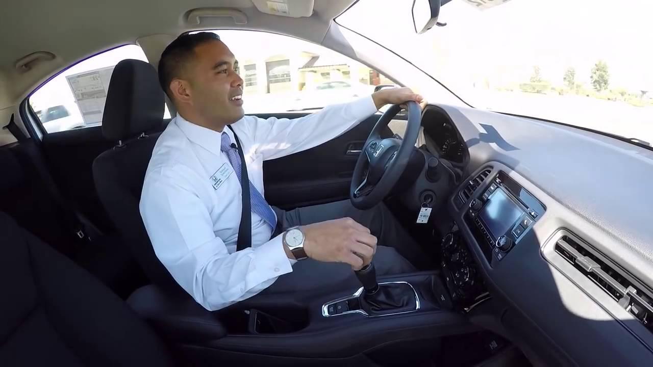 2016 honda hr v 6 speed manual transmission test drive youtube rh youtube com Dual-Clutch Transmission how to test drive manual transmission