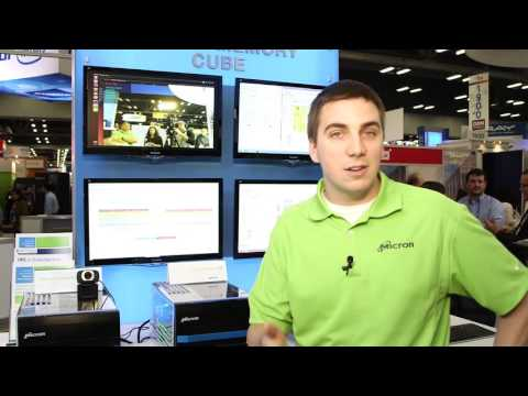 HMC and FPGA Technology Demonstration from Micron Technology at SC15