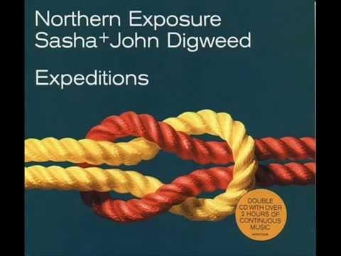 Sasha & Digweed  Northern Exposure  Expeditions CD1