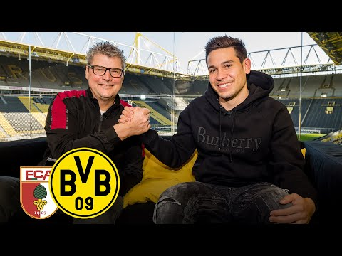 The long-lasting battery is back   Raphaël Guerreiro joins BVB Matchday Magazine   FC Augsburg - BVB
