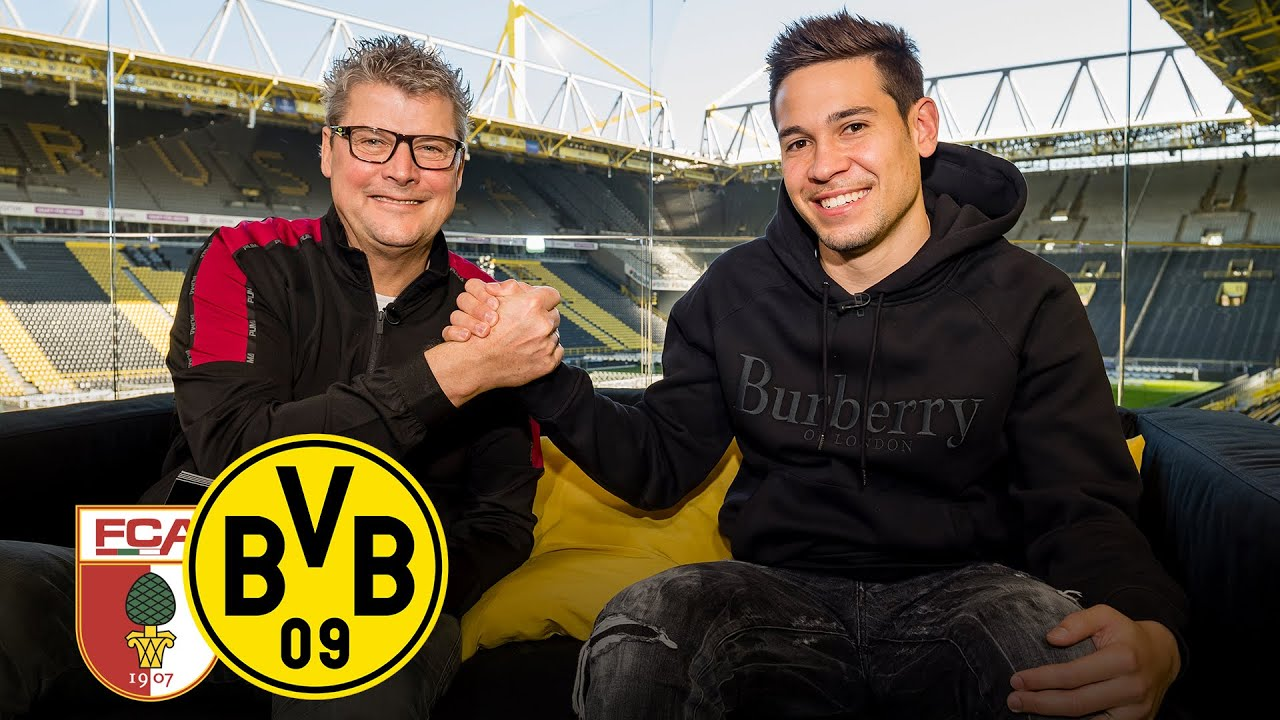 Die Langzeit-Batterie ist zurück | Raphael Guerreiro im BVB Feiertagsmagazin | FC Augsburg - BVB
