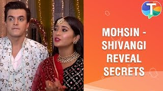 Mohsin-Shivangi on completing 1000 episodes of YRKKh together, their journey, secrets and more