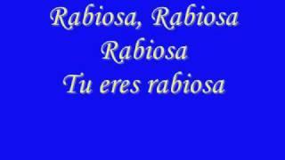 Rabiosa Shakira El Cata Letra