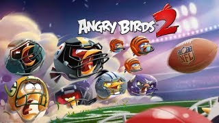 Angry Birds 2 # 50 - Cobalt Plateaus Level 173 To Level 175