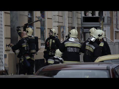 FKI - Tűz a Retek utcában