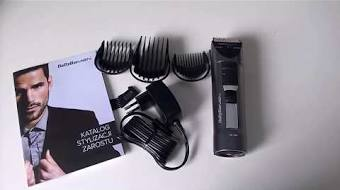 ... Productvideo BaByliss E791E - unboxing 97a0539126