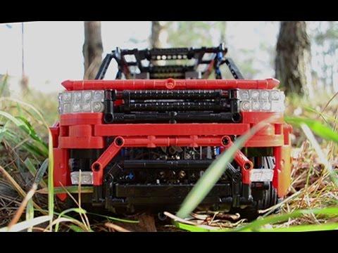 Lego Range Rover Sport 2014 - YouTube