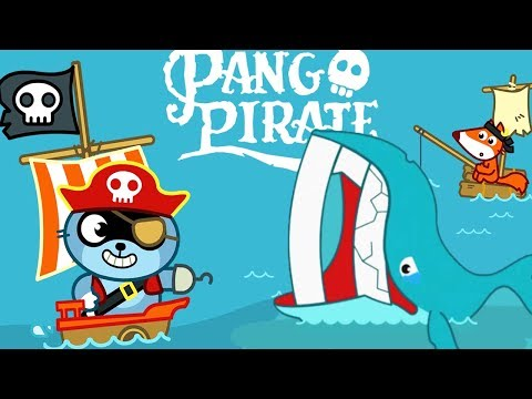 Storytime For Kids  Kids Fun Play Pango Seven Seas Pirates of the Caribbean  Full Animated Story