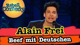 Alain Frei – Streit mit Ausländern & Deutschen