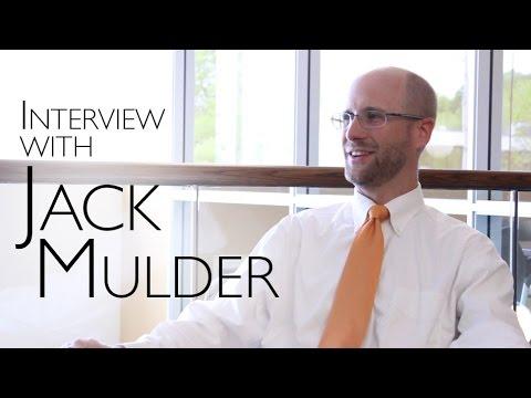 Interview with Jack Mulder Jr.