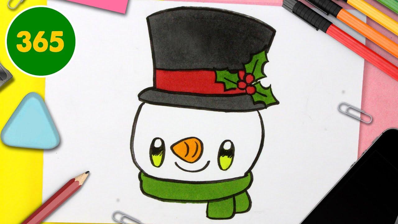 Disegni Kawaii 365 Natale Disegni Hd