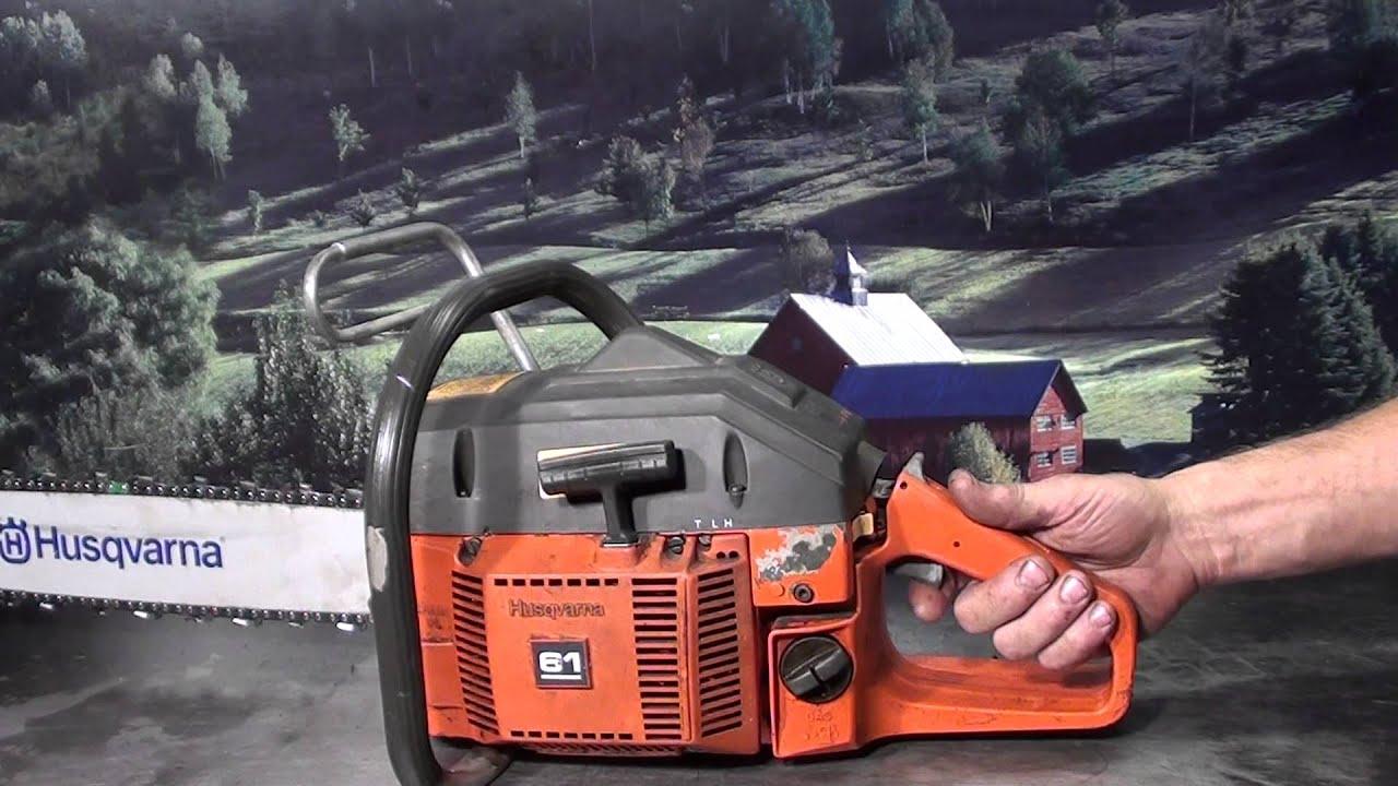 the chainsaw guy shop talk husqvarna yugoslavia 66 chainsaw youtube rh youtube com Husqvarna 350 Shop Manual Husqvarna Service Manual
