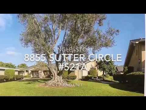 8855 SUTTER CIRCLE # 521A HUNTINGTON BEACH, CA 92646