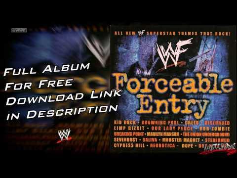 WWF Forceable Entry - Full Album