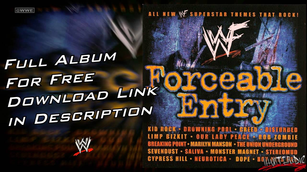 wwf forceable entry download