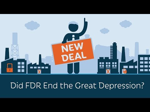 Did FDR End the Great Depression?