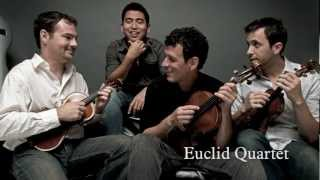 "Euclid Quartet plays: Haydn - Quartet Op. 76 No. 2 in d minor ""Quinten"" - I. Allegro (1st movement)"