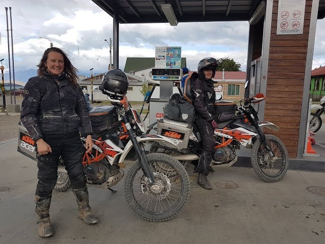 KTM 690 Enduro R: Off Road Travel in Patagonia, South America, The Riding Reporters FULL MOVIE