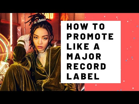 4 Ways To Effectively Promote Your Songs As Independent Artists Like Music Marketing Companies Do