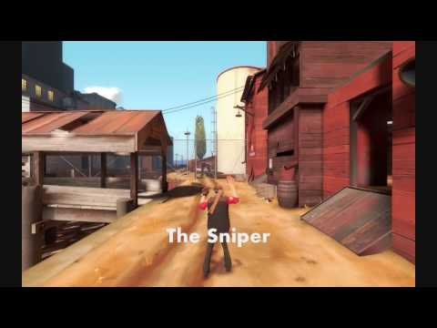 All Humiliation Animations - Team Fortress 2