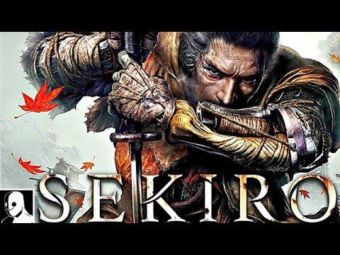 Sekiro Shadows Die Twice Gameplay German PS4 Part 1 - Der einsame Wolf - Let's Play Deutsch