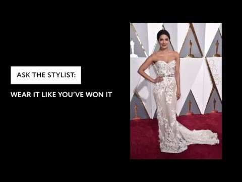 Ask the Stylist: How to dress for a big event | House of Fraser | BAFTA