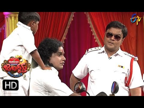 Bullet Bhaskar,Sunami Sudhakar Performance | Jabardasth | 5th October 2017| ETV  Telugu