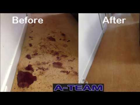 A Team Carpet Cleaning Upholstery Cleaning Tile Cleaning Newcastle NSW Video