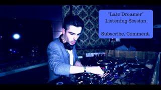 """Jullian Gomes """"Late Dreamer"""" Listening Session"""