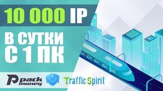 Тонна бесплатного трафика для заработка на Paid To Promote ссылках