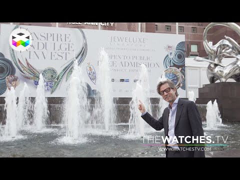 1st Singaporean Experience For TheWATCHES.tv At Jeweluxe 2019