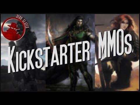 Kickstarter MMOs (Report Card)