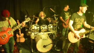 SLIPSTREAM -  KNIGHTS OF SARDONIA - LIVE AT THE CROWN INN BRIDPORT