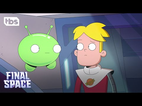 Final Space | Official Trailer #2 | TBS