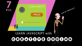 VID 20 - Learn JavaScript with Creative Coding - fun, colorful and free!