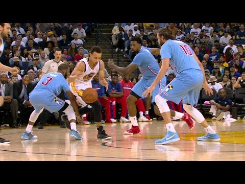 Download Youtube: NBA Players Going Through An Entire Defense