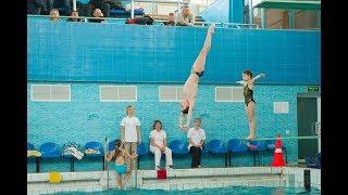 """Прыжки в воду. Всеукраинский турнир """"Юные звезды"""""""