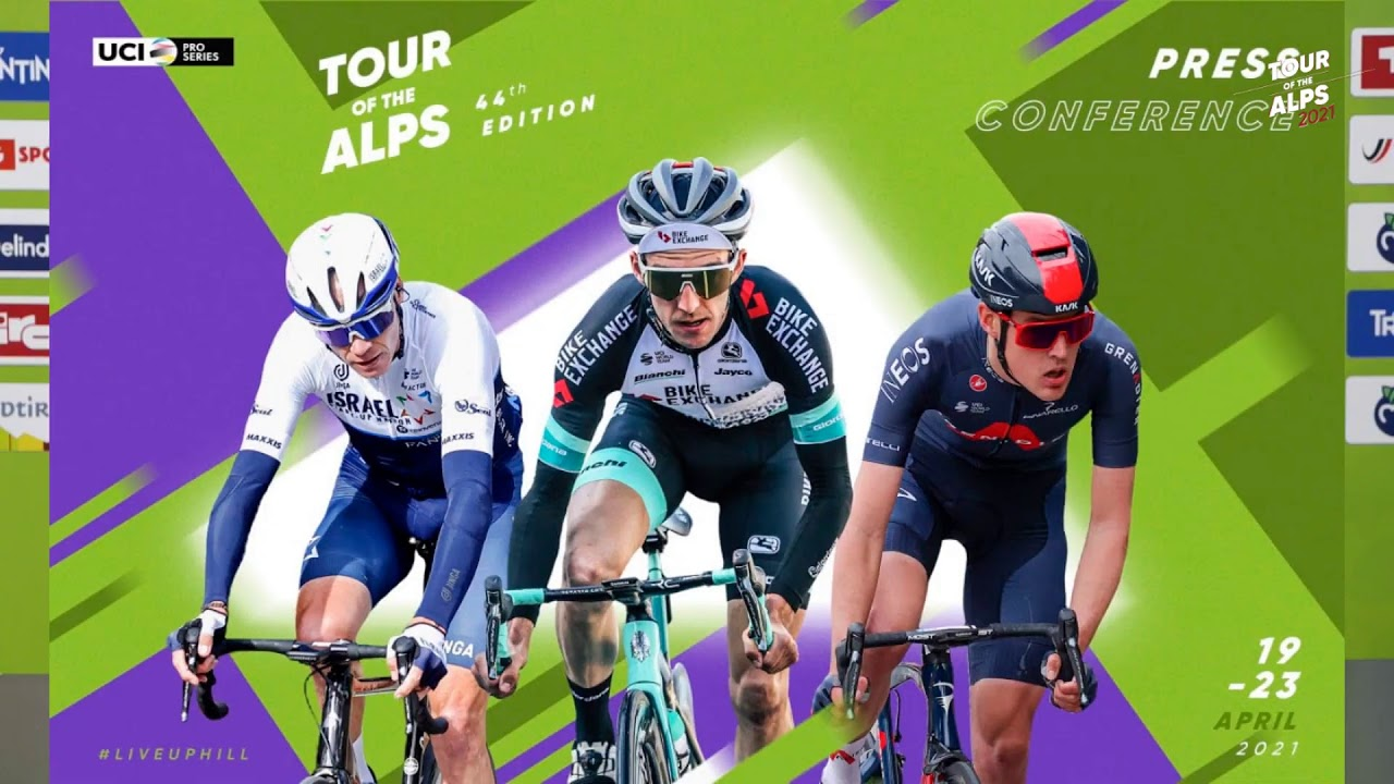 Tour of the Alps - Press conference day 2
