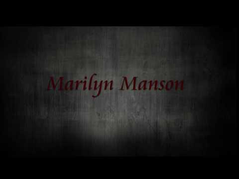 MARILYN MANSON -   Disassociative ( Lyrics/ Traduction)