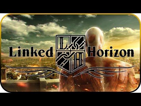▶ Top 6 Anime Songs   Linked Horizon