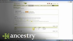 How To Use Message Boards to Break Through Genealogy Brick Walls   Ancestry