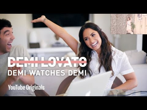 Demi Lovato Reacts to Demi Lovato's Childhood Videos