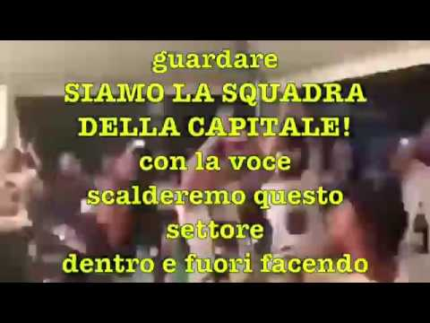 """Despacito"" FedaynASRoma (23Giu2017)nuovo coro"