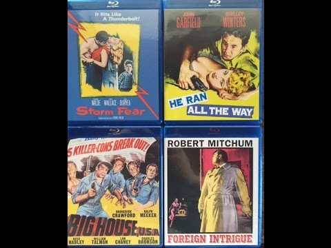 Kino Lorber Film Noir Blu-ray adds - August 2015