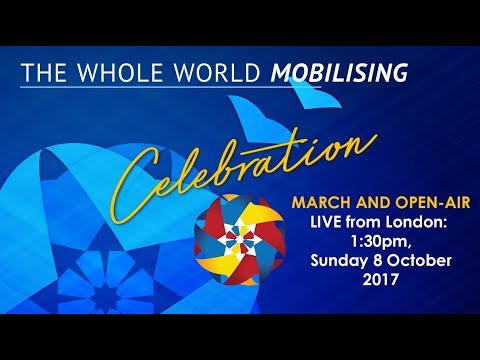 The Whole World Mobilising: March and Open-Air
