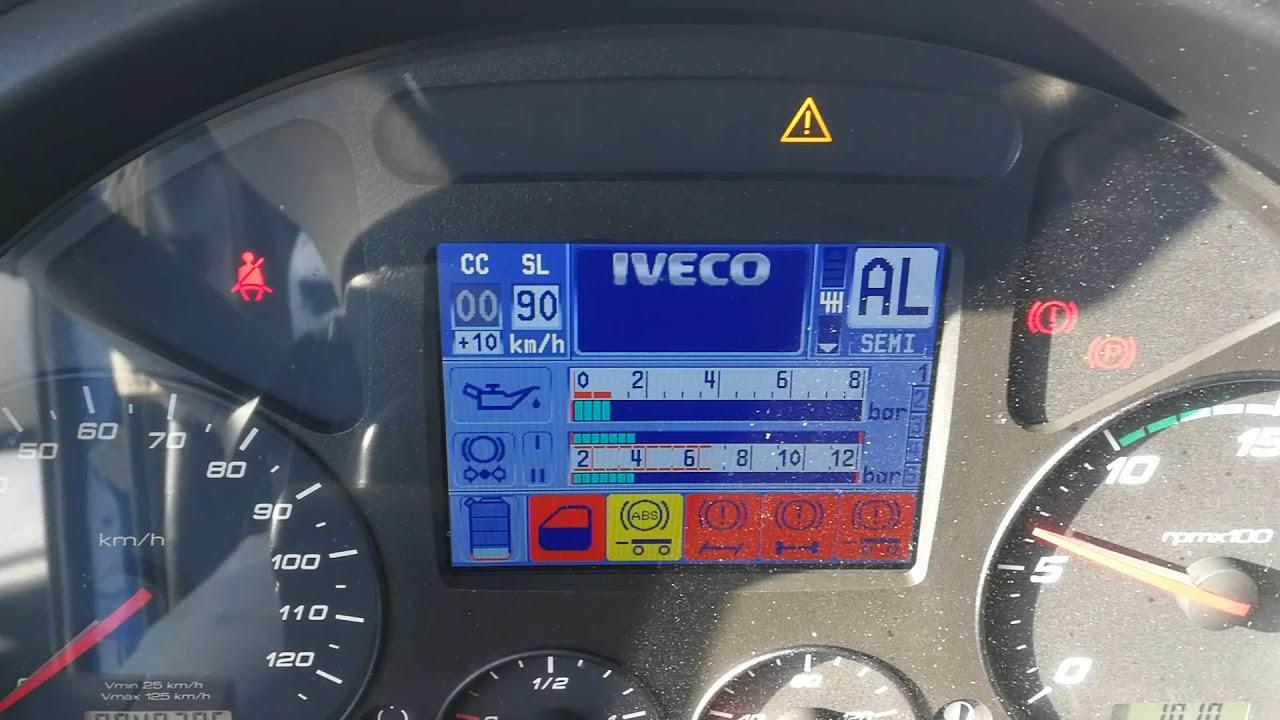 W Mega Start Iveco Stralis Hi-Way 560 E6 - YouTube FE23