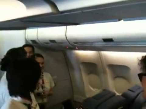 Bruno Mars And His Family On Philippine Airlines: Cebu To Manila